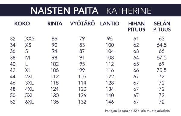 NAISTEN PAITA 6214-01-5339